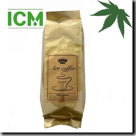 Kawa ART CAFE – Crema arabica ziarno 250g