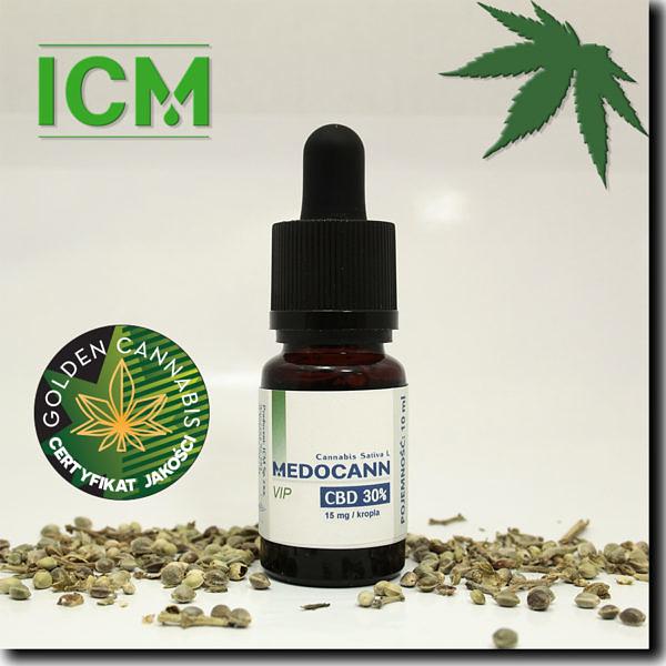 Medocann 30% CBD 10 ml (m)