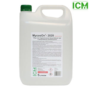 Płyn do antybakteryjnyi MYCOSON 5L